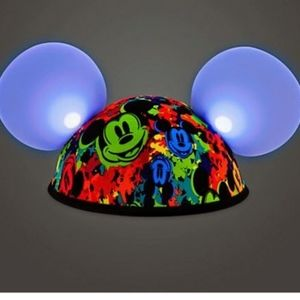 Disney Parks Glow With The Show Mickey Ears Hat
